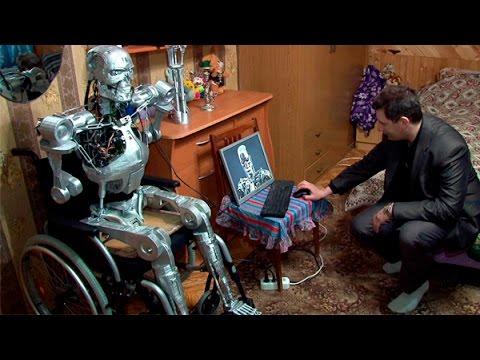 170224 Рождение робота-терминатора