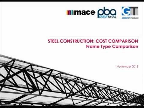 Steel Construction: Cost Comparison