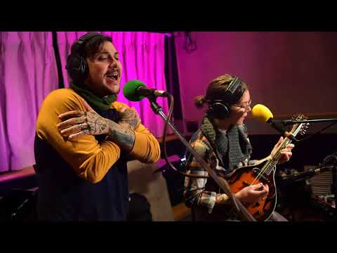 Frank Iero And The Patience - Losing My Religion (Maida Vale BBC1 session)
