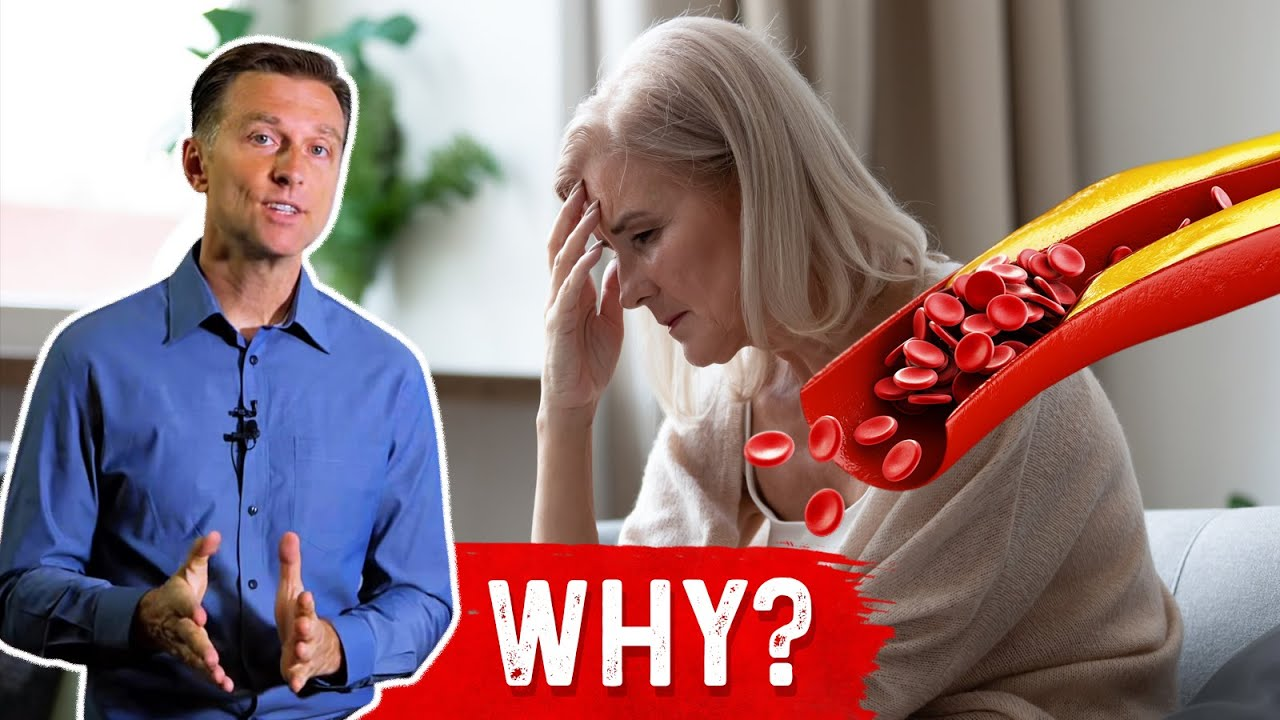 High Cholesterol after Menopause?