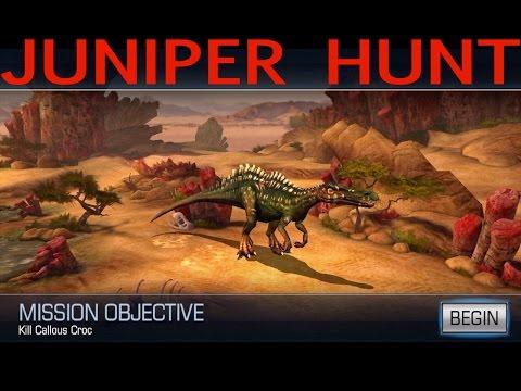 Event Juniper Hunt   Shotgun Series   Dino Hunter: Deadly Shores   AREA 6