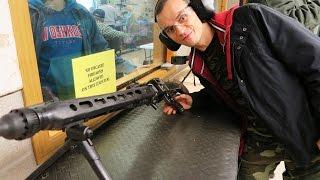 Super Oleg shooting range
