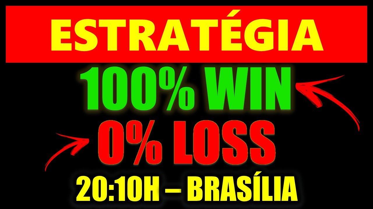 ESTRATÉGIA 100% DE WIN - VITOR TRADER