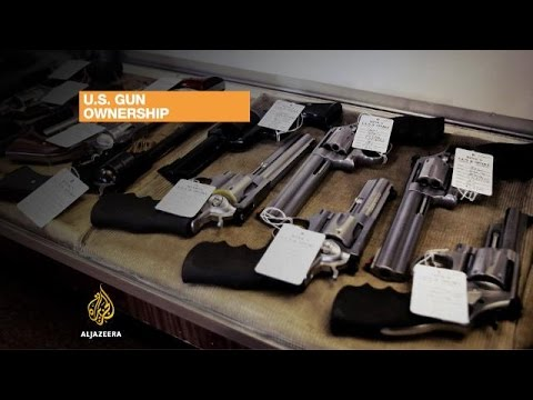 Inside Story - What are the roots of gun culture in the US?