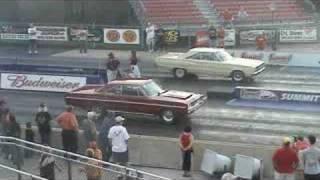 2008 Norwalk Chrysler Classic Pro ET Eliminator Time Trial