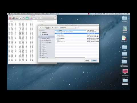 1   5   Writing Code   Setting Your Working Directory Mac
