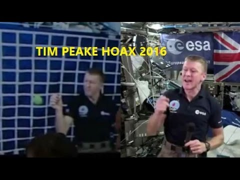 ISS FALSE FLAG 2016 EXCLUSIVE - Is The International 'Fake' Station Hoax?