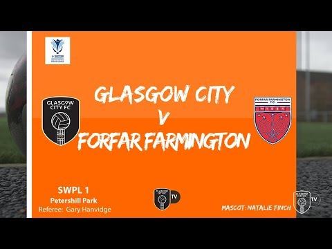 HIGHLIGHTS | Glasgow City v Forfar - SWPL 1 (22/4/18)