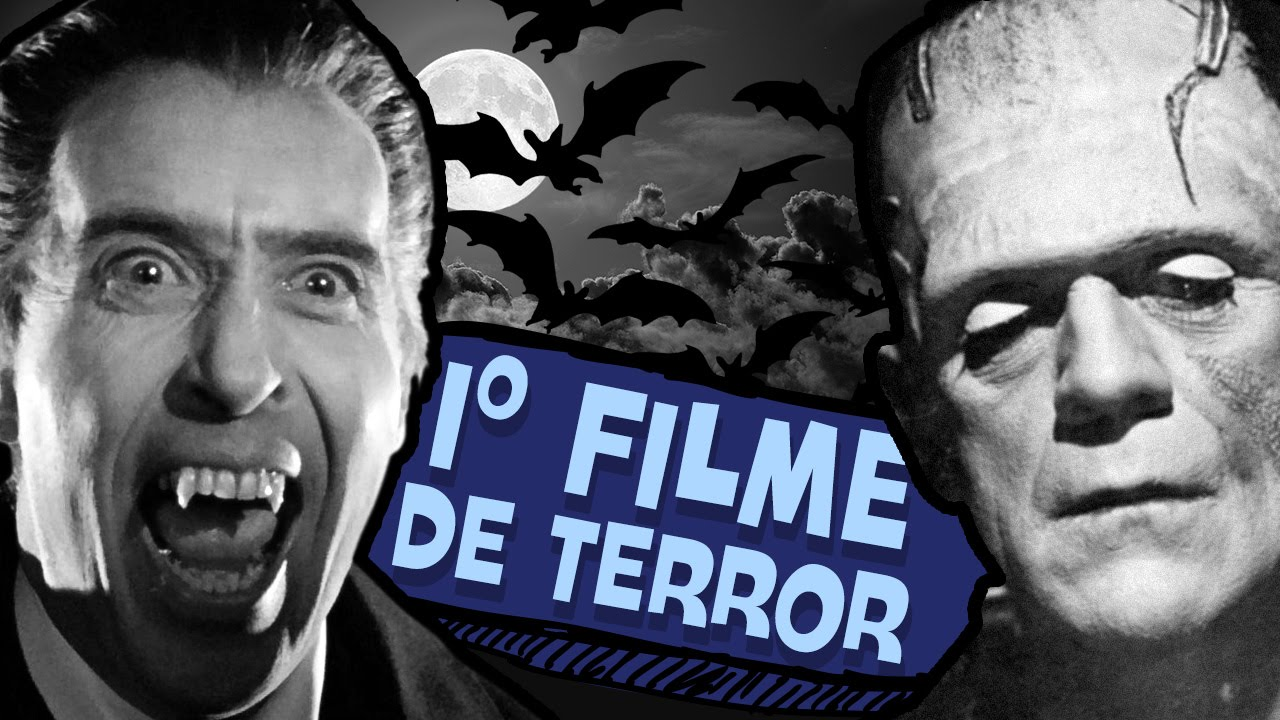 Os primeiros filmes de terror do cinema