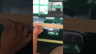 OSGCコート ラッカースプレー剥離 thumbnail