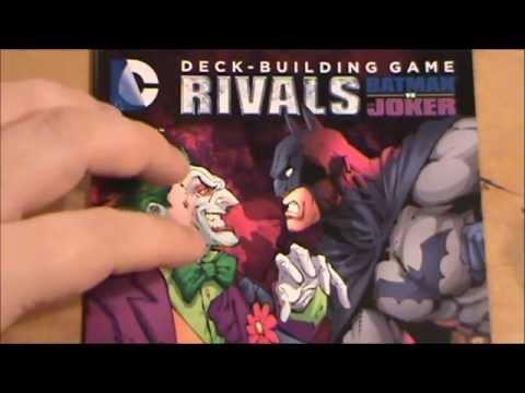 Rivals Batman vs Joker (by Black Belt Gaming)