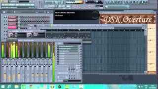 GenteYBass feat Dj Battery Brain 808 volt mix and DSK Overture vst