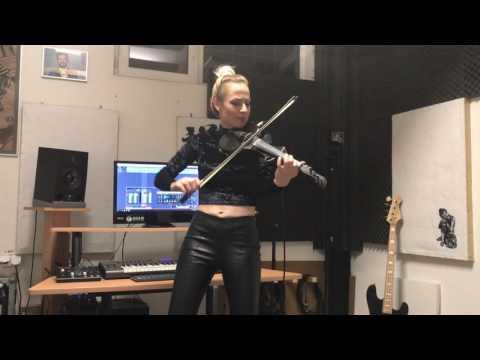 Shape of You - Ed Sheeran   Amadeea Violin Cover   Alex Cooper Remix