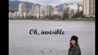 Invisible w/ Lyircs - Sam Mangubat Cover