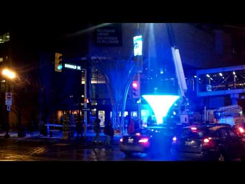 Beautiful, Modern Art, Downtown Winnipeg