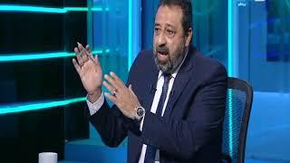 نمبر وان | مجدي عبدالغني: سيبت ابويا على فراش الموت وروحت العب مباراة مع الاهلي  في بنين