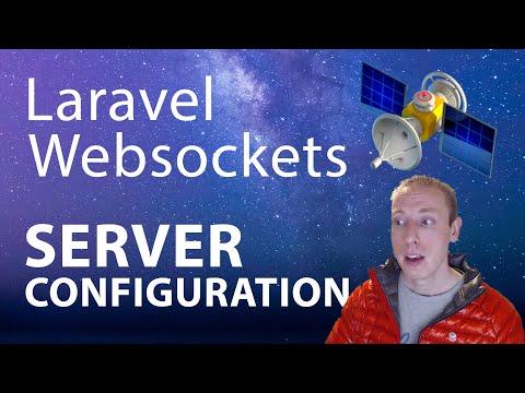 Configuring Settings For Our Laravel-websockets Server