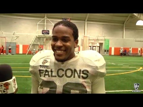 Fred Coppet Interview: Spring Practice (Day 8)