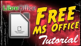 How to Get FREE Microsoft Office Equivalent Software