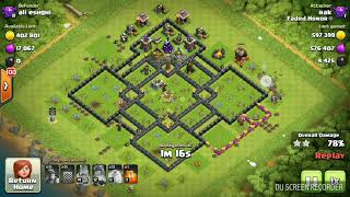 HIGHEST CLASH OF CLANS LOOT EVER 1MILLION GOLD LOOT😍😍