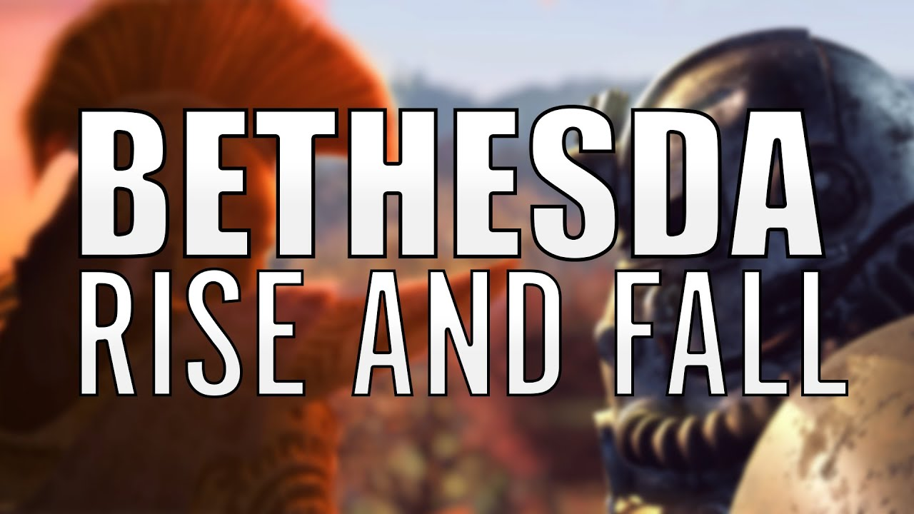 Download Bethesda's Rise and Fall – A Video Essay