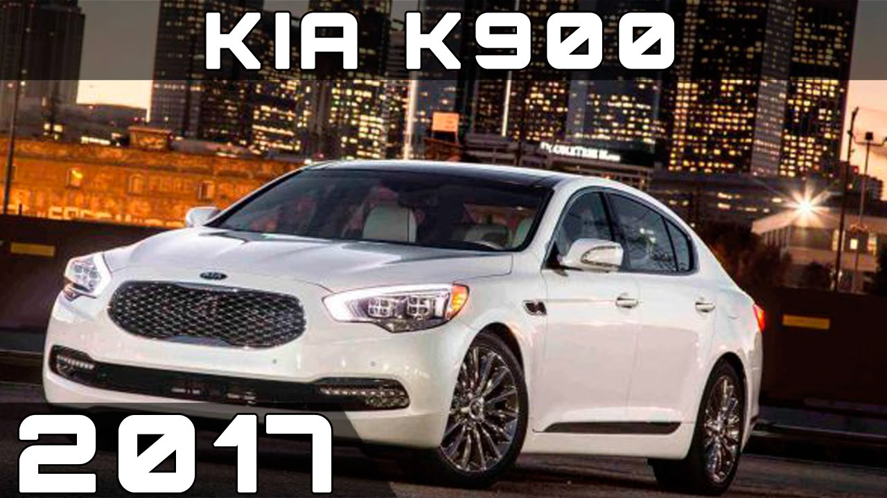 2017 Kia K900 Review