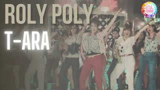 (Thai ver.) T-ARA(티아라) - Roly-Poly in Copacabana | Cover by …