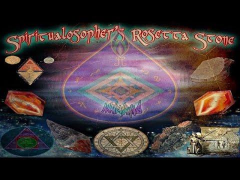 The Spiritualosopher's Rosetta Stone - A Mystic Hip Hop Philosopher Steez Mix ((432))