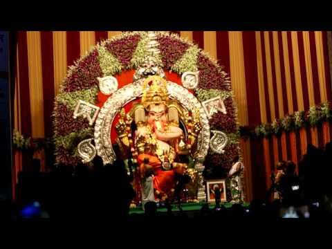 G.S.B Seva Mandal Ganpati Virat darshan