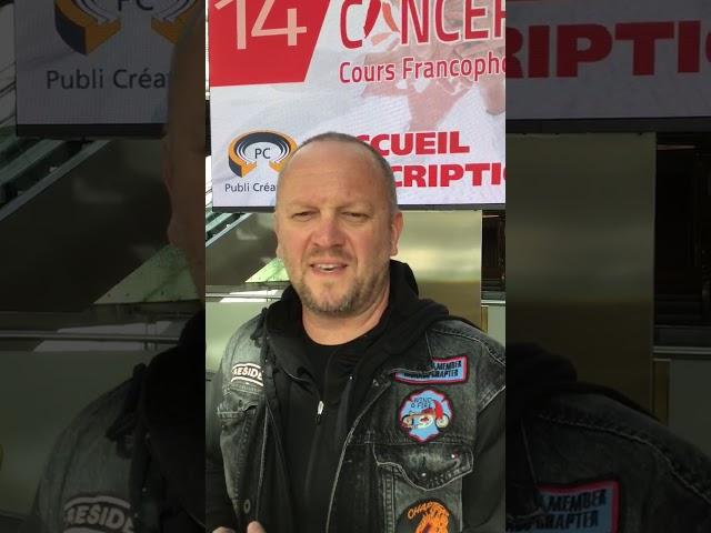 Ely Galleani interview Fondation Flavien la lutte contre le cancer des enfants