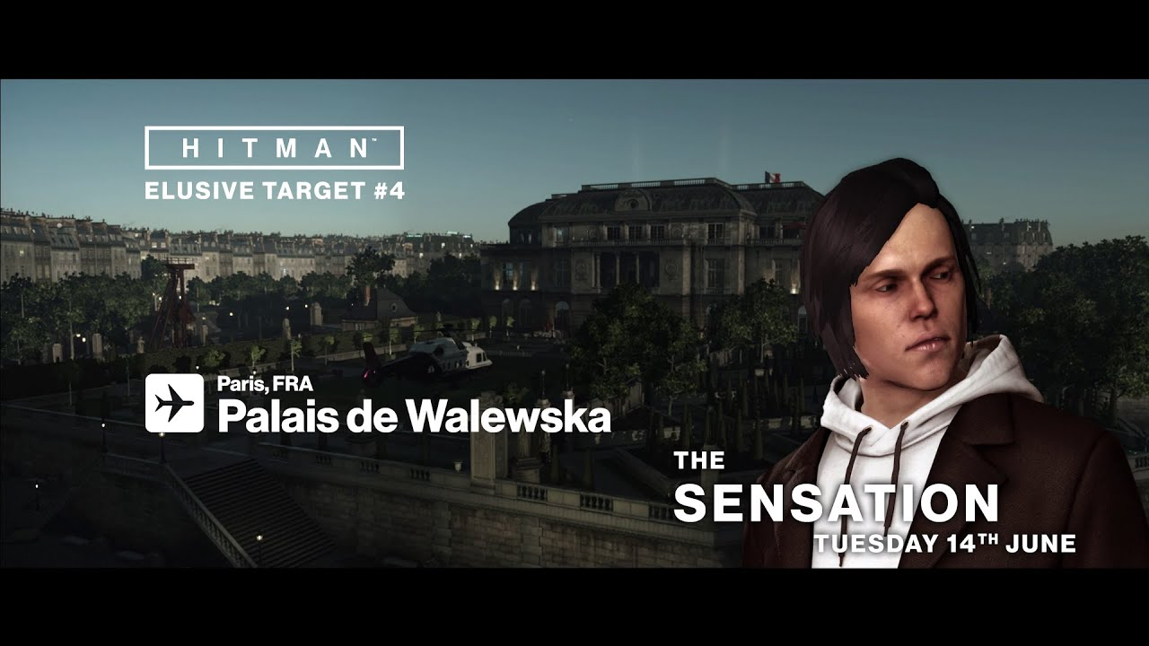 Gamasutra Designing The Elusive Targets System In 2016 S Hitman
