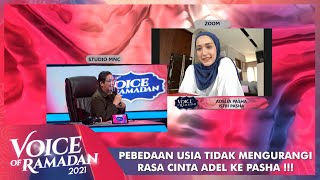 Surprise!! Pasha Kaget Saat Istrinya Zoom Lewat Handphone | VOICE OF RAMADAN 2021