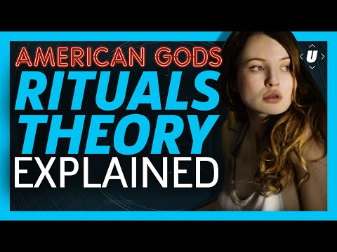 American Gods Rituals Theory Explained!