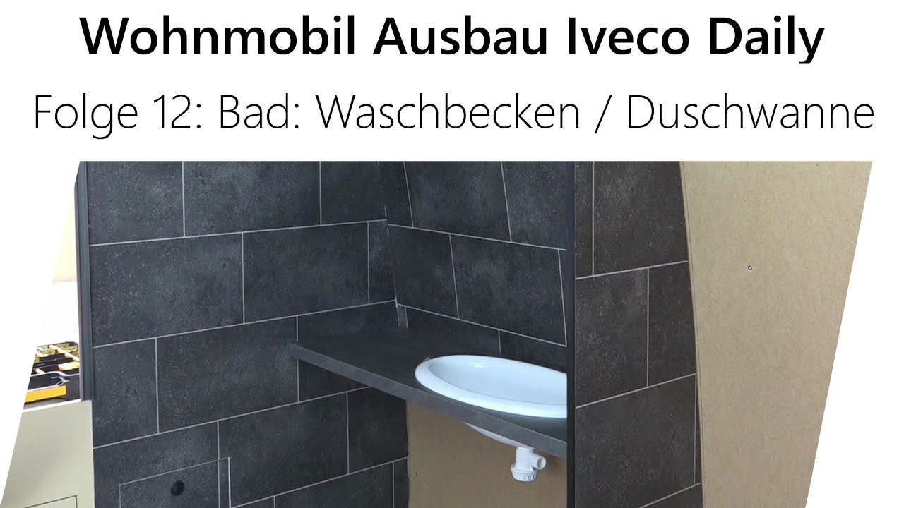 waschbecken fur wohnmobile. Black Bedroom Furniture Sets. Home Design Ideas
