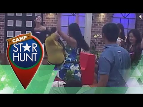 Camp Star Hunt: Girls, natalo ang Boys sa pass the charades challenge