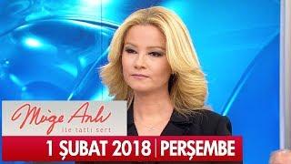 Müge Anlı ile Tatlı Sert 1 Şubat 2018 - Tek Parça