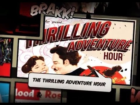 TGG at C2E2 2014: 'The Thrilling Adventure Hour'