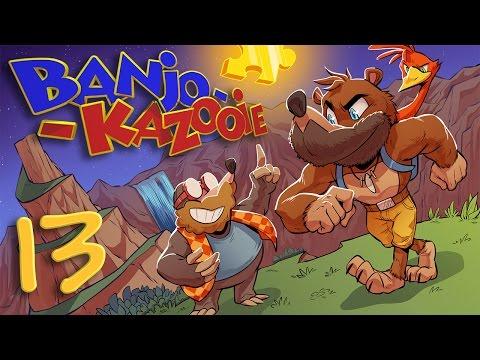 Super Banjo Bros. #13 - The Scare Bear (Feat. PokeKellz)