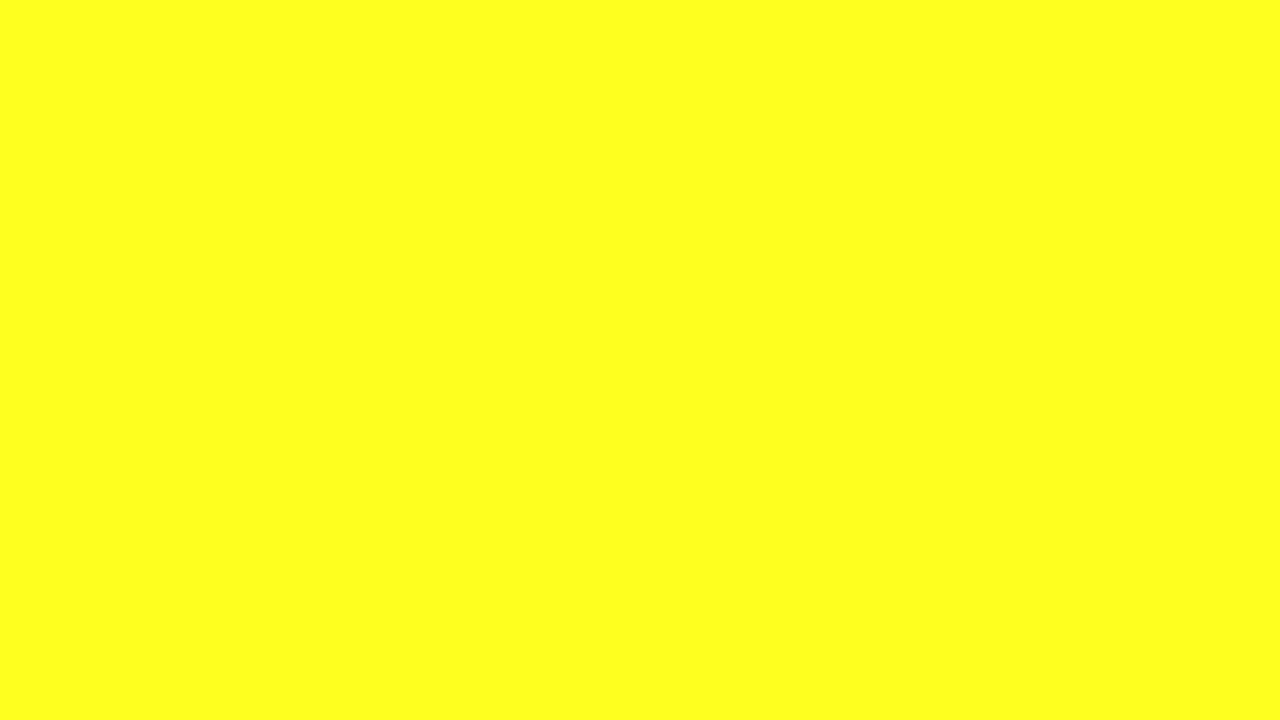 yellow rgb color code ffff00 youtube