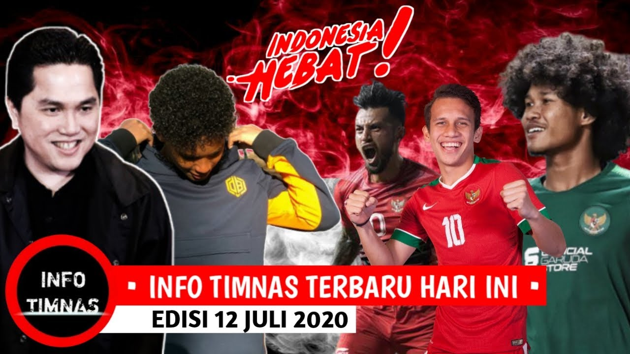 INFO TIMNAS INDONESIA TERBARU | BERITA BOLA 🇮🇩