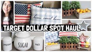 TARGET DOLLAR SPOT HAUL JULY 2019