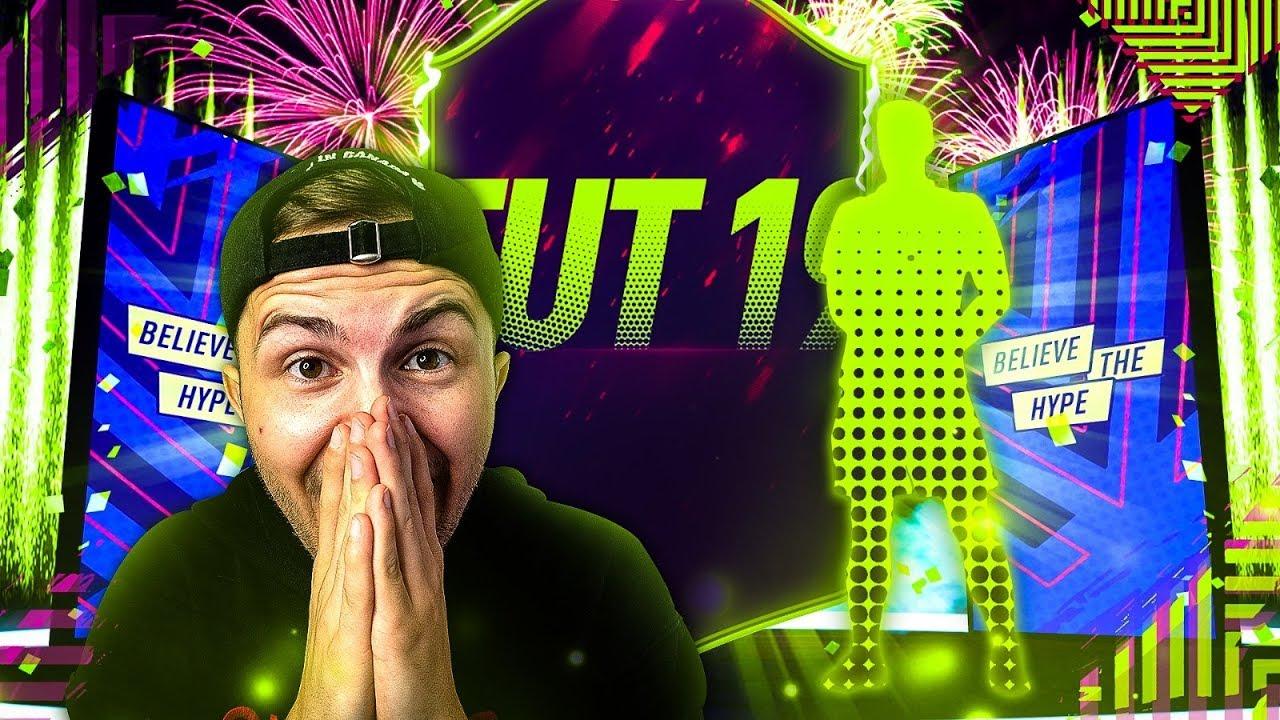 FIFA 19: ENDLICH FUTURE STARS gezogen ???????? Walkout Party ????
