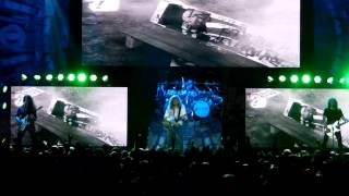 Megadeth - Symphony of Destruction - Gigantour - Comcast Arena Everett, WA 7/30/13