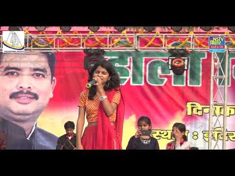 Maithili thakur||Jo Bheji Thi Duaa/Live Show purnea bihar||MP Santosh kuswaha-Holi Milan samaroh