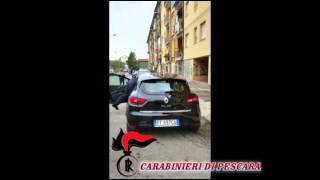 Case popolari arredate nel lusso e cocaina nel quartiere rom a Pescara