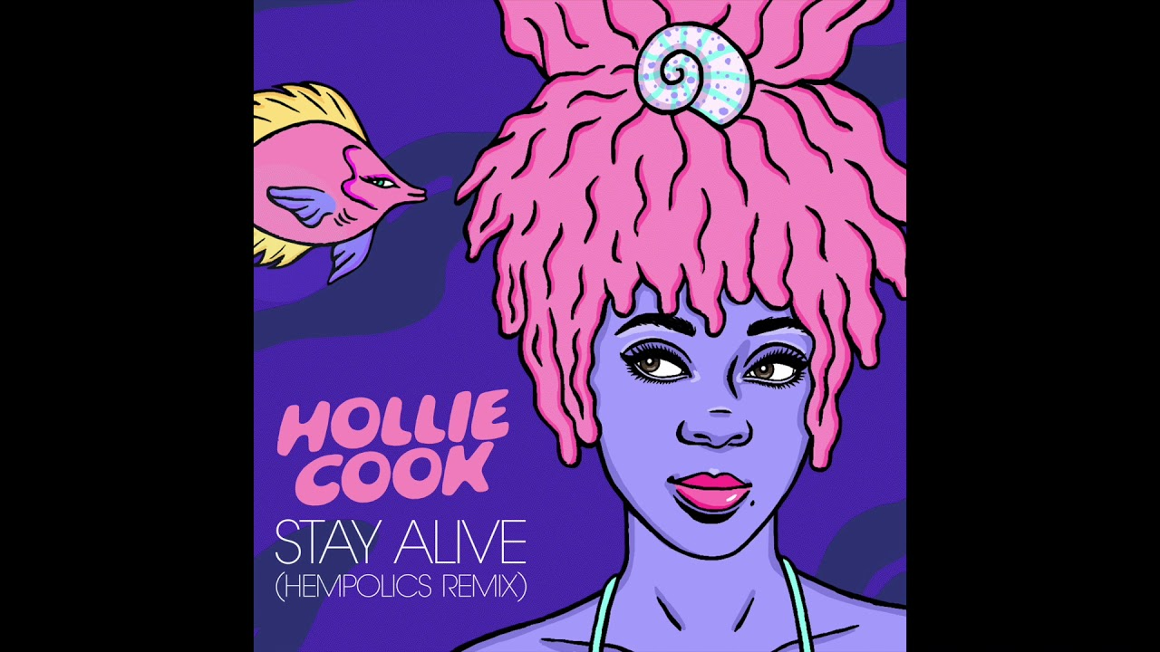 Hollie Cook Stay Alive Hempolics Remix