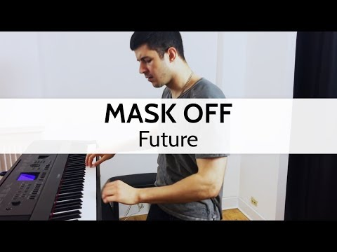 """Mask Off"" by Future - INTENSE Piano Cover - Niko Kotoulas"