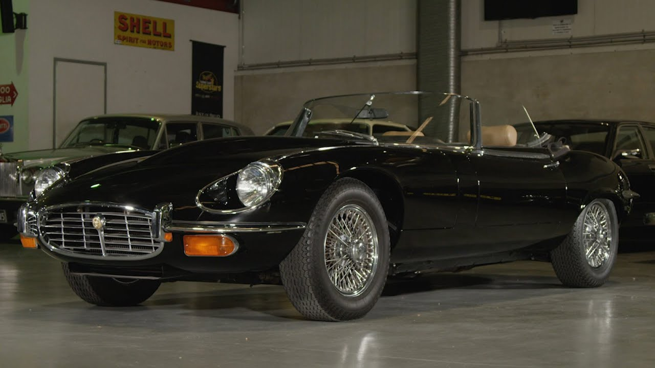 1973 Jaguar E-Type V12 Series 3 'Manual' Roadster - 2020 Shannons Winter Timed Online Auction