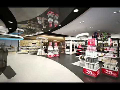 Bienvenue dans la nouvelle boutique AELIA DUTY FREE du Terminal 1