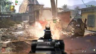 Modern Warfare 2 Multiplayer Gameplay Uncut: Flag Runner (Official HD) thumbnail